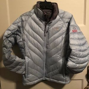 Women's North Face Summit Series Coat Size S/P